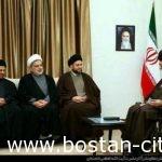 آنچه رئیس ائتلاف شیعیان عراق دردیداربارهبرانقلاب گفت