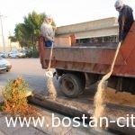 گزارشی ازفعالیتهای خدمات شهرداری بستان