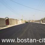 شهردار بستان از آغاز عملیات آسفالت ریزی خیابان های سطح شهرخبر داد.