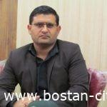 شهردار بستان : پارکینگ ۱۲۰ هکتاری چذابه در حال آماده سازی است
