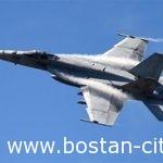 اخطار قرارگاه پدافند هوایی ارتش به چند جنگنده و پهپاد آمریکایی