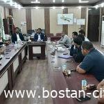 نشست صمیمی شهردار بستان با ورزشکاران
