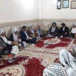 دیدار صمیمی شهردار بستان با اهالی کوی بیت مخیمر
